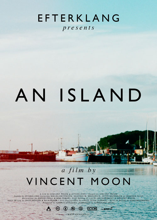 An Island, a film by Vincent Moon